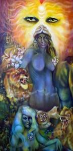 Ishtar, Inanna